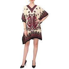 Miss Lavish Mädchen Tunika Kleid mehrfarbig *, Tunika, mehrfarbig