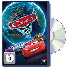 DVD Cars 2 Hörbuch