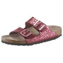 Birkenstock »ARIZONA_MICRO« Pantolette mit vorgeformtem Fußbett und schmaler Schuhweite