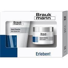 Hildegard Braukmann Herrenpflege Gesichtspflege Sport Set Sport Creme 50 ml + Sport Dusche120 ml 1 Stk.