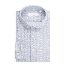 Slim Fit Freizeithemd aus Baumwolle Modell 'Movimento'
