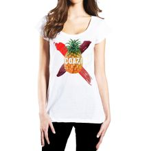 Coazi Ananas Wide T-Shirt