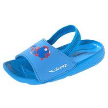 speedo Baby Badeschuhe Atami Sea Squad Slide blau Junge