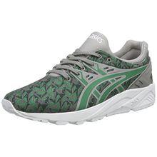 Asics Gel-Kayano Trainer Evo, Unisex-Erwachsene Sneakers, Grün (Green/Green 8484), 42.5 EU