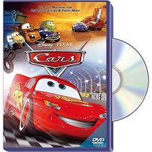 DVD Disneys Cars Hörbuch