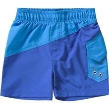 Badehose mit UV-Schutz  blau Jungen Kleinkinder