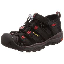 Keen Newport Neo H2 Kindersandalen Black/Red