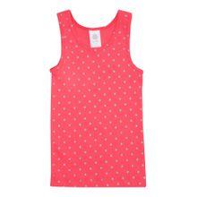 SANETTA Unterhemd pink / weiß