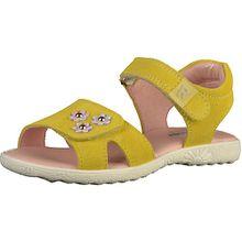 Sandalen  gelb Mädchen Kinder