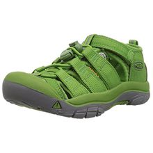 Keen Unisex-Kinder Newport H2 Sandalen Trekking-& Wanderschuhe, Grün (Fluorite Green Fluorite Green), 24 EU