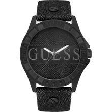 GUESS Quarzuhr 'Tropper, W1241G1' schwarz