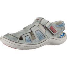 Krisbut Klassische Sandalen grau Herren