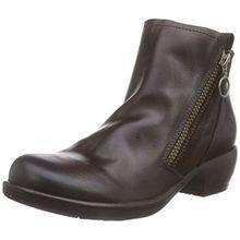 FLY London Meli, Damen Chelsea Boots, Braun (Dkbrown 006), 37 EU (4 Damen UK)