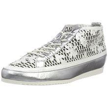 Högl Damen 5-10 2318 7600 Hohe Sneaker, Silber (Silber), 38.5 EU
