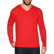 Benetton Pullover in rot für Herren