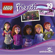 CD LEGO Friends 19 - Vergangenheit - Gegenwart - Zukunft Hörbuch