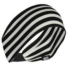 Mons Royale - Alice Band - Stirnband Gr One Size schwarz/grau