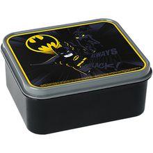 LEGO Brotdose Batman schwarz