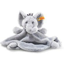 Ellie Elefant Schmusetuch (26 cm) [grau]