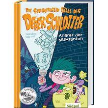 Buch - Die schaurigen Fälle des Derek Schlotter: Angriff der MUHtanten, Band 1