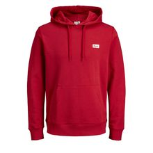 JACK & JONES Klassisches Sweatshirt Herren Rot