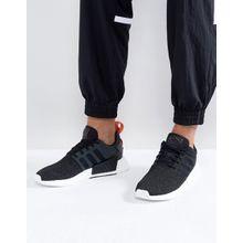 adidas Originals - NMD R2 - Schwarze Sneaker CG3384 - Schwarz