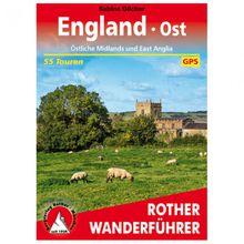 Bergverlag Rother - England Ost - Wanderführer 1. Auflage 2018