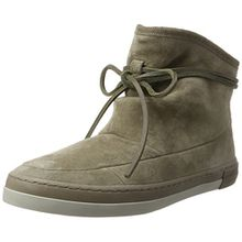 Hub Damen Queen Boot N30 Hohe Sneaker, Beige (Dark Taupe/Dark Taupe-Cool Taupe), 39 EU