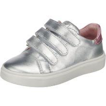 RICHTER Sneakers Low, Weite M, für Mädchen hellpink / silber