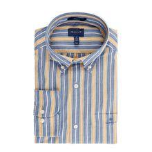 Regular Fit Freizeithemd aus Oxford