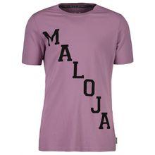 Maloja - SurpuntM. - T-Shirt Gr M;S grau/rosa;grau