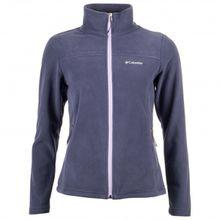 Columbia - Women's Fast Trek Light Full Zip - Fleecejacke Gr L;M;S;XL;XS rosa;blau/grau/schwarz;türkis/grau;grau;schwarz