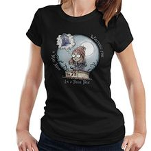 Doctor Who The Girl Who Waited Tim Burton Women's T-Shirt