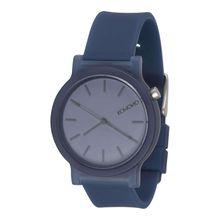 Komono Analoguhr MONO Armbanduhren blau Damen