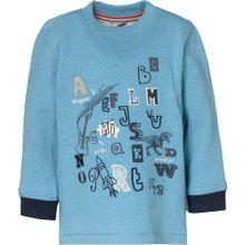 SIGIKID Sweatshirt hellblau / mischfarben