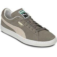 Puma Sneaker - SUEDE CLASSIC + grau