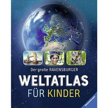 Buch - Der große Ravensburger Kinder-Weltatlas