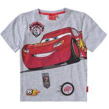 DISNEY Disney Cars T-Shirt grau / rot