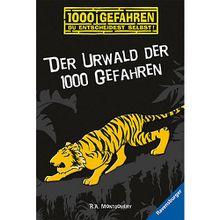 Buch - Der Urwald der 1000 Gefahren