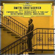 Audio CD »Dmitrij Schostakowitsch: Under Stalin'S...«
