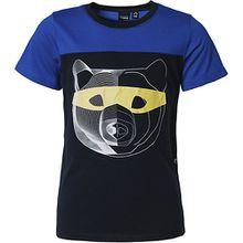 T-Shirt RILEY  blau Jungen Kleinkinder