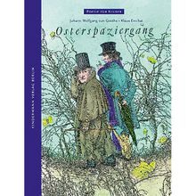 Buch - Osterspaziergang