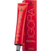 Schwarzkopf Professional Haarfarben Igora Royal Permanent Color Creme 5-99 Hellbraun Violett Extra 60 ml