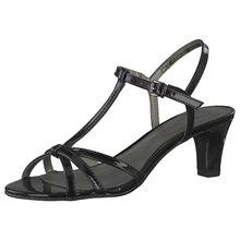 Tamaris Klassische Sandaletten schwarz Damen