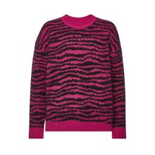 Marc Jacobs Gemusterter Pullover mit Wolle