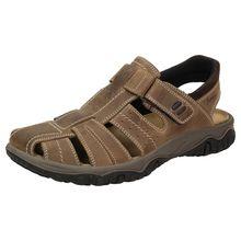 Sioux Sandale Upendaro-701 Klassische Sandalen braun Herren
