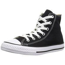 CONVERSE Kinder Sneaker schwarz 34