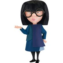 Designerin der Familie Incredibles - Edna