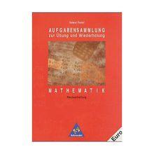 Buch - Mathematik, Aufgabensammlung zur Übung und Wiederholung, EURO