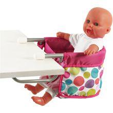 CHIC2000 Puppen Tischsitz